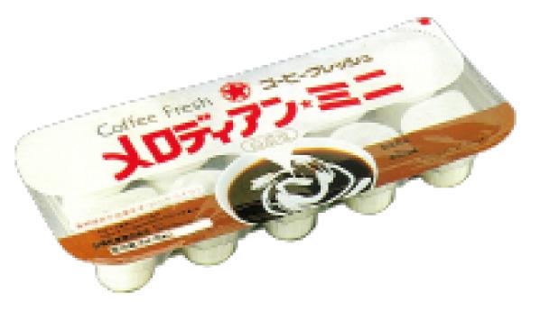 日本初ポーションタイプのメロディアンミニ