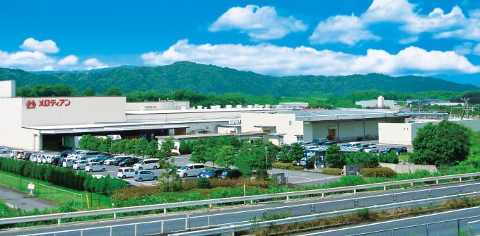 三重上野工場