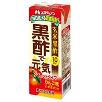 黒酢で元気 ダイエットタイプ りんご味 200ml
