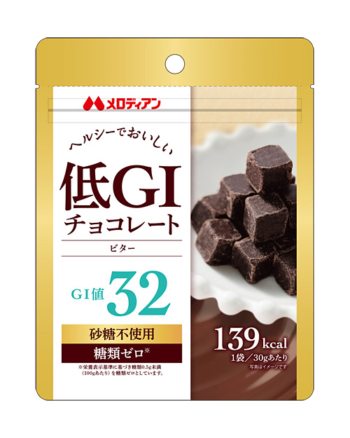 低GIチョコレート