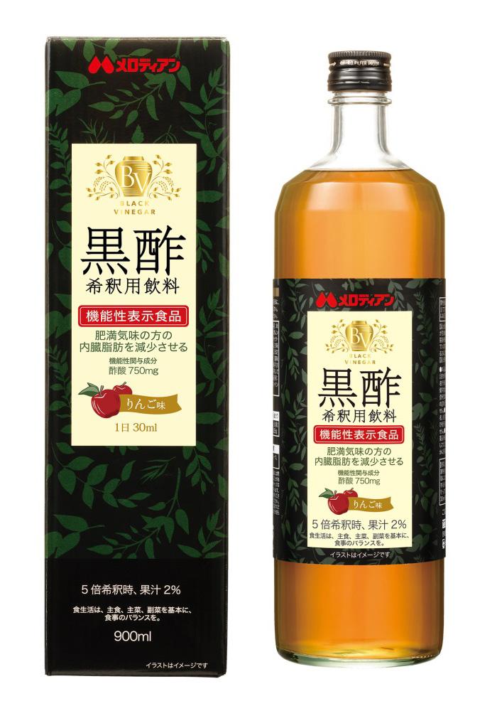 黒酢希釈用飲料 900ml