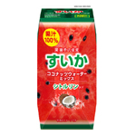 Watermelon coconut water mix 180ml