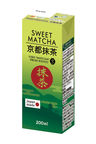 SWEET MATCHA 200ml