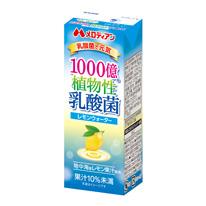 1000億個植物性乳酸菌~レモンウォーター~200ml