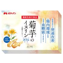 機能性表示食品  菊芋のイヌリンW ~植物せいかつ~ 2g×30袋